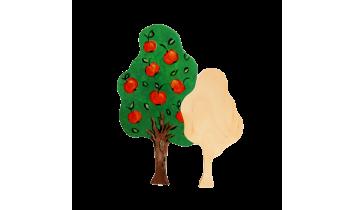 Фигурки для росписи Дерево большое, среднее