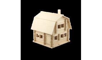 Конструктор Дом с мансардой