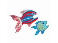 Фигурки для росписи Рыбка большая и малая