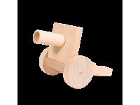 Модель для творчества Пушка малая (конструктор)